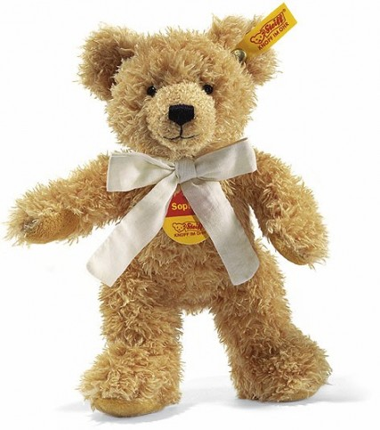 Retired Steiff Bears - SOPHIE TEDDY BEAR 18CM