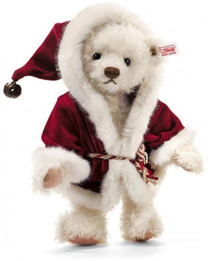 Corfe Bears > Steiff Bears > CHRISTMAS TEDDY BEAR 2010 29CM