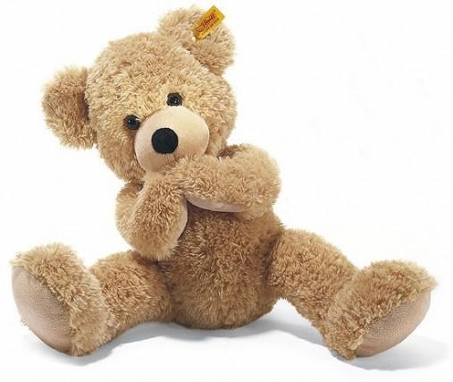 Steiff Classic Teddy Bears - TEDDY BEAR FYNN BEIGE 40CM