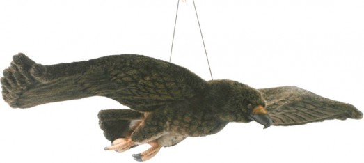 Hansa Plush Golden Eagle Toy 4488 Hanging Life Sized