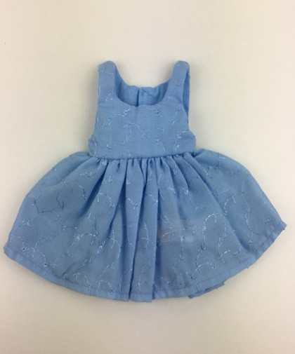 Clothing - SANDY'S DRESS SET - BLUE