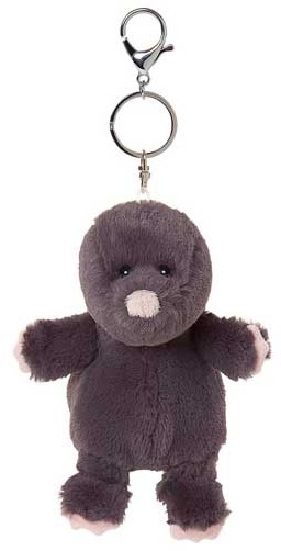 Retired Other - FLORENCE MOLE KEYRING 15CM