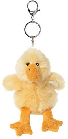 All Creatures Animal Keyrings - OLIVER DUCK KEYRING 15CM