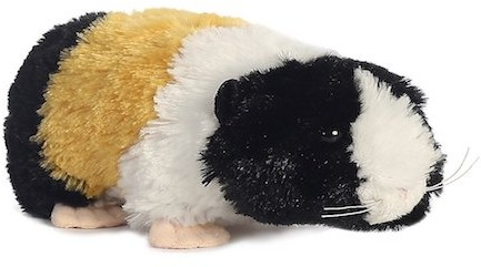 Retired Bears and Animals - GUINEA PIG 8""