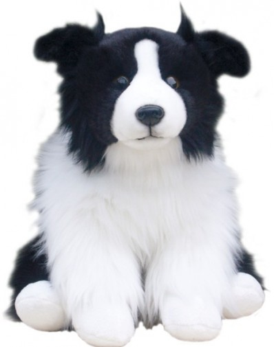 Retired Bears and Animals - BORDER COLLIE 40.5CM