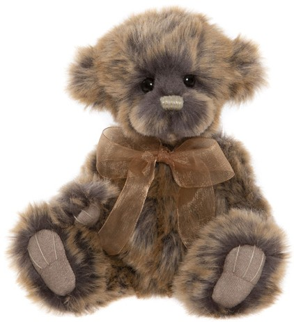 Retired Charlie Bears - CARAMEL 8.5""