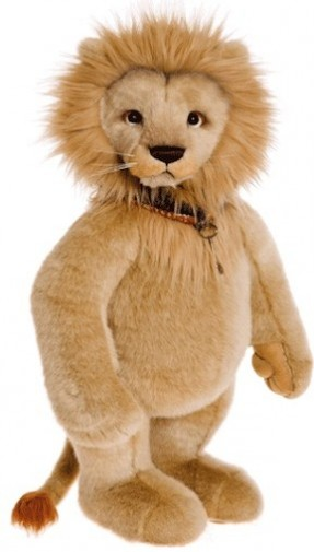 Charlie Bears In Stock Now - REX LION 30""