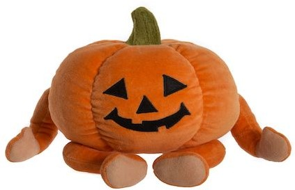 Retired Charlie Bears - TRICK PUMPKIN 6""