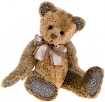 Retired Charlie Bears - AGNES 15ֲ½""