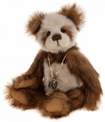 Retired Charlie Bears - ANNIVERSARY MIA 12""