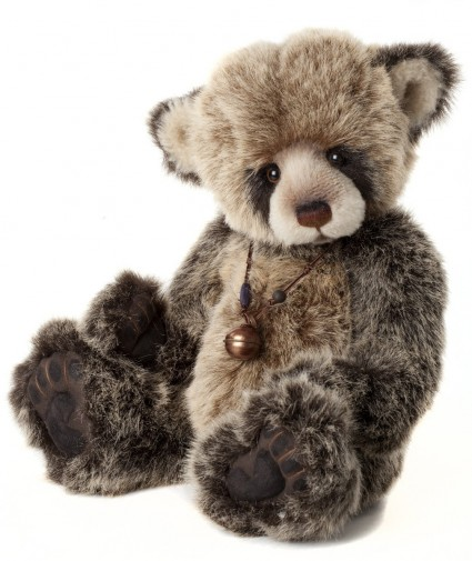 Retired Charlie Bears - ASIA 18ֲ½""