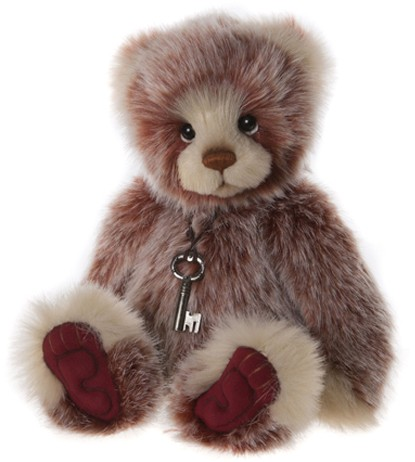 Retired Charlie Bears - BAKEWELL 12.5""