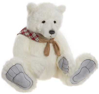 Charlie Bears In Stock Now - BARRET 34""