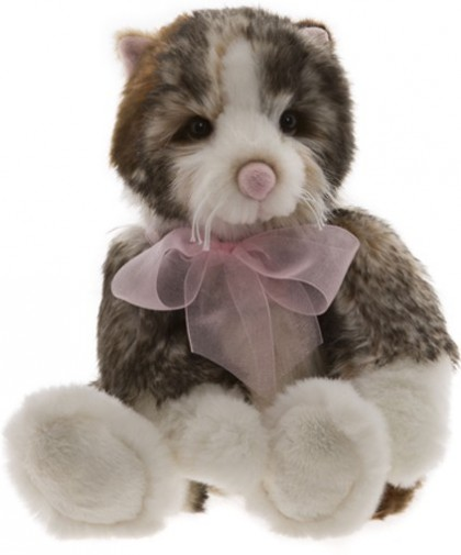 Charlie Bears Bearhouse Bears In Stock Now - ADORA (GUINEA PIG) 11""