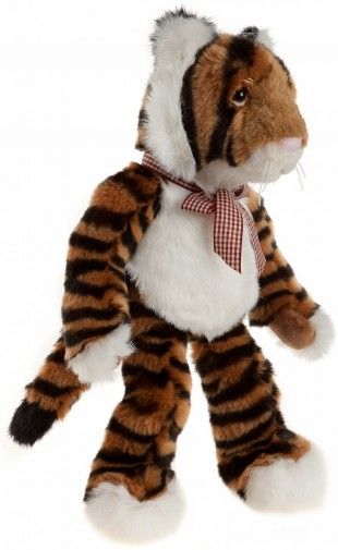 Retired Charlie Bears - TATTON TIGER 43CM