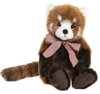 Bearhouse Bears To Pre-Order - TRUCKLE (RED PANDA) 10""