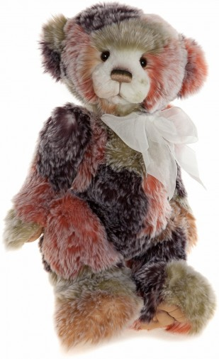 Retired Charlie Bears - BEFUDDLE 20""