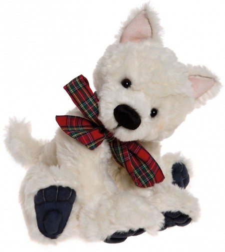 Charlie Bears In Stock Now - BEST FRIEND PUPPY 11""