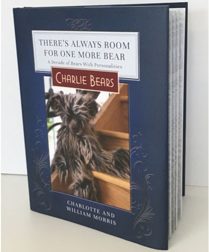Charlie Bears In Stock Now - CHARLIE BEARS BOOK 2ND EDITION