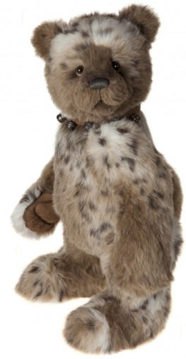 Retired Charlie Bears - CAPTAIN SNUGGLETON 62CM