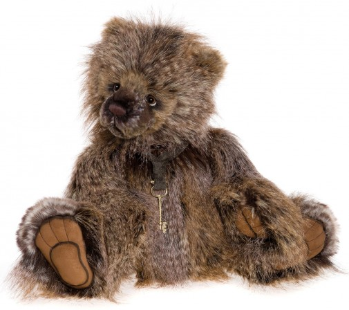 Retired Charlie Bears - CHINWAG 24""