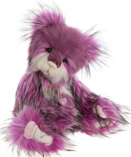 Charlie Bears To Pre-Order 2020 - COTTON CANDY 19""
