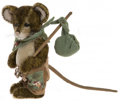 Minimo Collection - Retired - MINIMO COUNTRY MOUSE 6""
