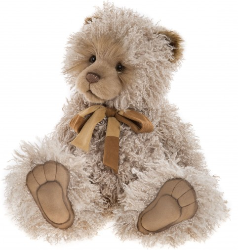 Charlie Bears In Stock Now - CURLY 18""