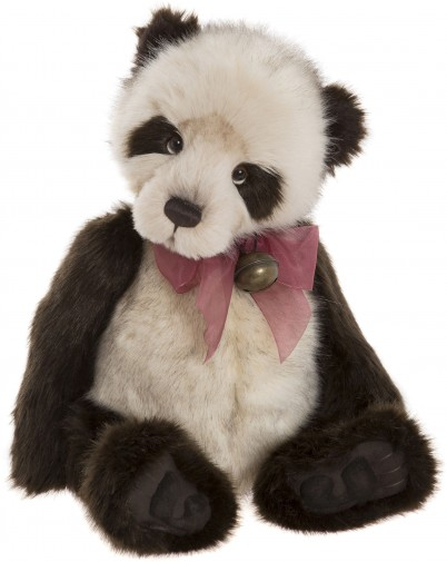 Charlie Bears In Stock Now - DENNIS 21""
