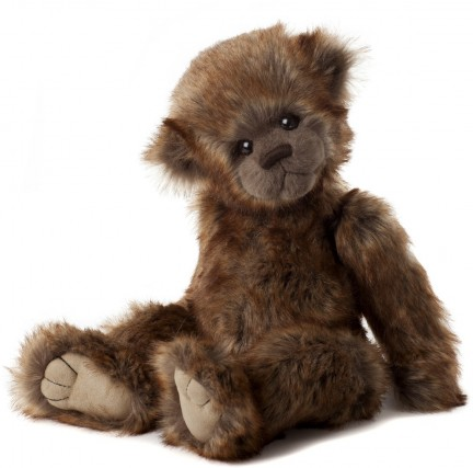 Retired Charlie Bears - DIBLEY 15""