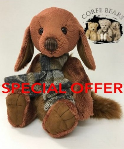 Charlie Bears In Stock Now - DUFFLE **SPECIAL OFFER**