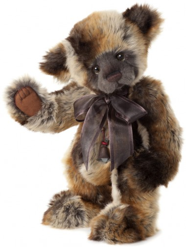 Retired Charlie Bears - FABIAN 15ֲ½""