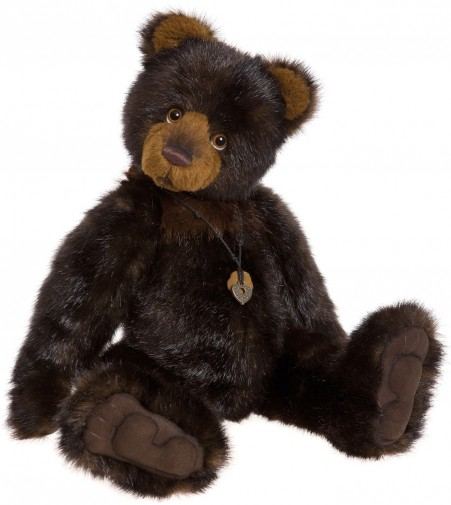 Retired Charlie Bears - FRANK 19ֲ½""