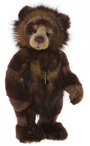 Charlie Bears In Stock Now - GERONIMO 15.5""