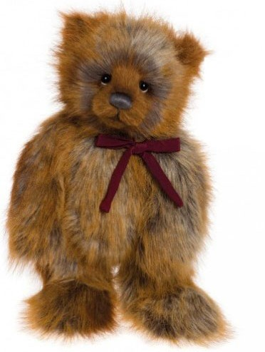 Charlie Bears In Stock Now - GINGERBREAD TED 19ֲ½""