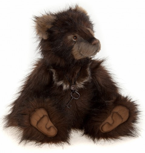 Retired Charlie Bears - GOOBER 17""