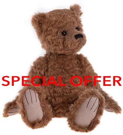Charlie Bears In Stock Now - GRISWALD **SPECIAL OFFER**