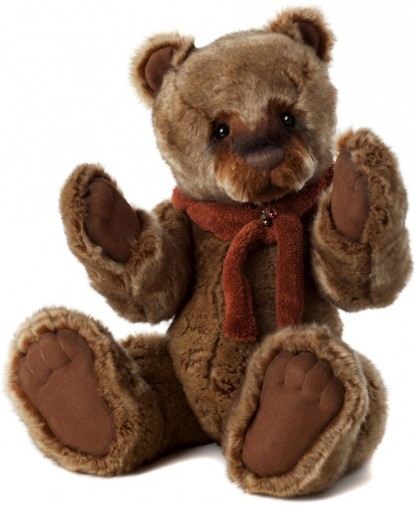Retired Charlie Bears - HENRY 17ֲ½""