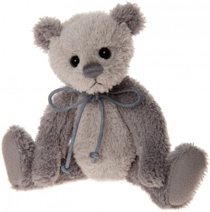 Charlie Bears Keyrings - LACE TEDDY BEAR KEYRING 5""