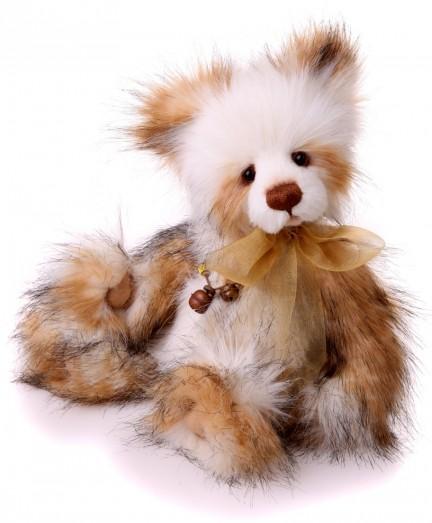 Charlie Bears Lauren Panda Teddy Bear Free Delivery From