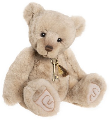 Charlie Bears In Stock Now - LOVEYDOVEY 16""