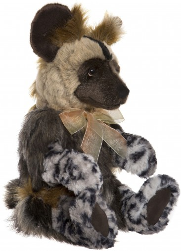 Retired Charlie Bears - LOWRY (PAINTED DOG) 12ֲ½""