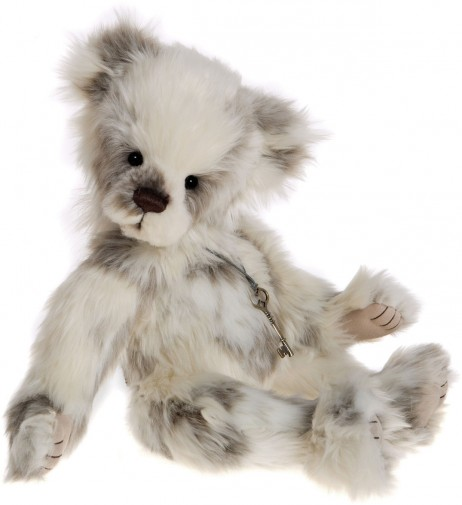 Retired Charlie Bears - MARSHMALLOW 17ֲ½""