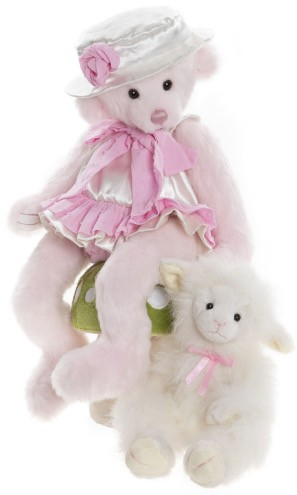"Charlie Bears In Stock Now - MARY & BAABAHRAH 18""/10"""