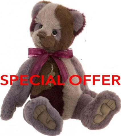 Charlie Bears In Stock Now - MEDLEY **SPECIAL OFFER**