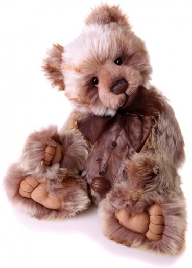 Retired Charlie Bears - MICHAEL 47CM