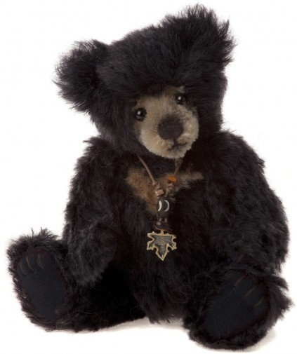 Retired Charlie Bears - MOONBEAM 6½""