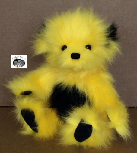 Retired Charlie Bears - MIX 11""