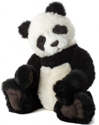 Charlie Bears Monium Panda Teddy Bear