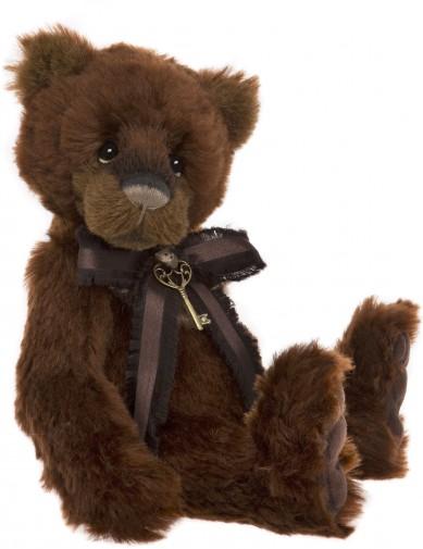 Artist Dolls & Bears Expressive Charlie Bears ~ 2017 Year Bear ~ Mohair ~ Ltd Edition